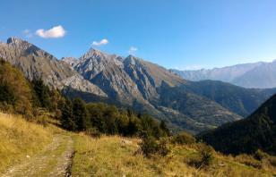 21 ottobre 2018 trekking: LOZIO E L'ALTOPIANO DEL SOLE
