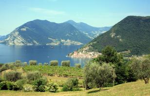 In Cammino sul Lago d'Iseo
