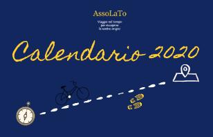 Calendario 2020: escursioni a piedi e in bicicletta