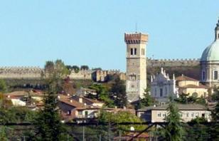 In sella tra Montichiari Lonato e Castiglione