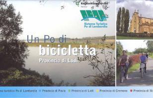 Un Po di bicicletta. Provincia di Lodi